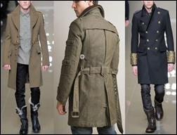 men military fashion