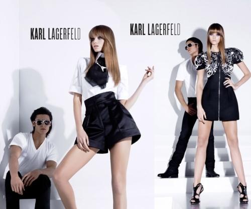 Karl Lagarfeld