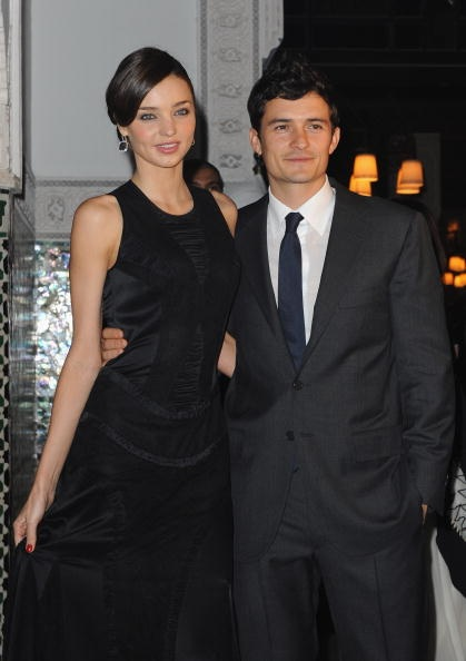 via Orlando Bloom and Miranda Kerr Are Engaged Save the Date Weddings